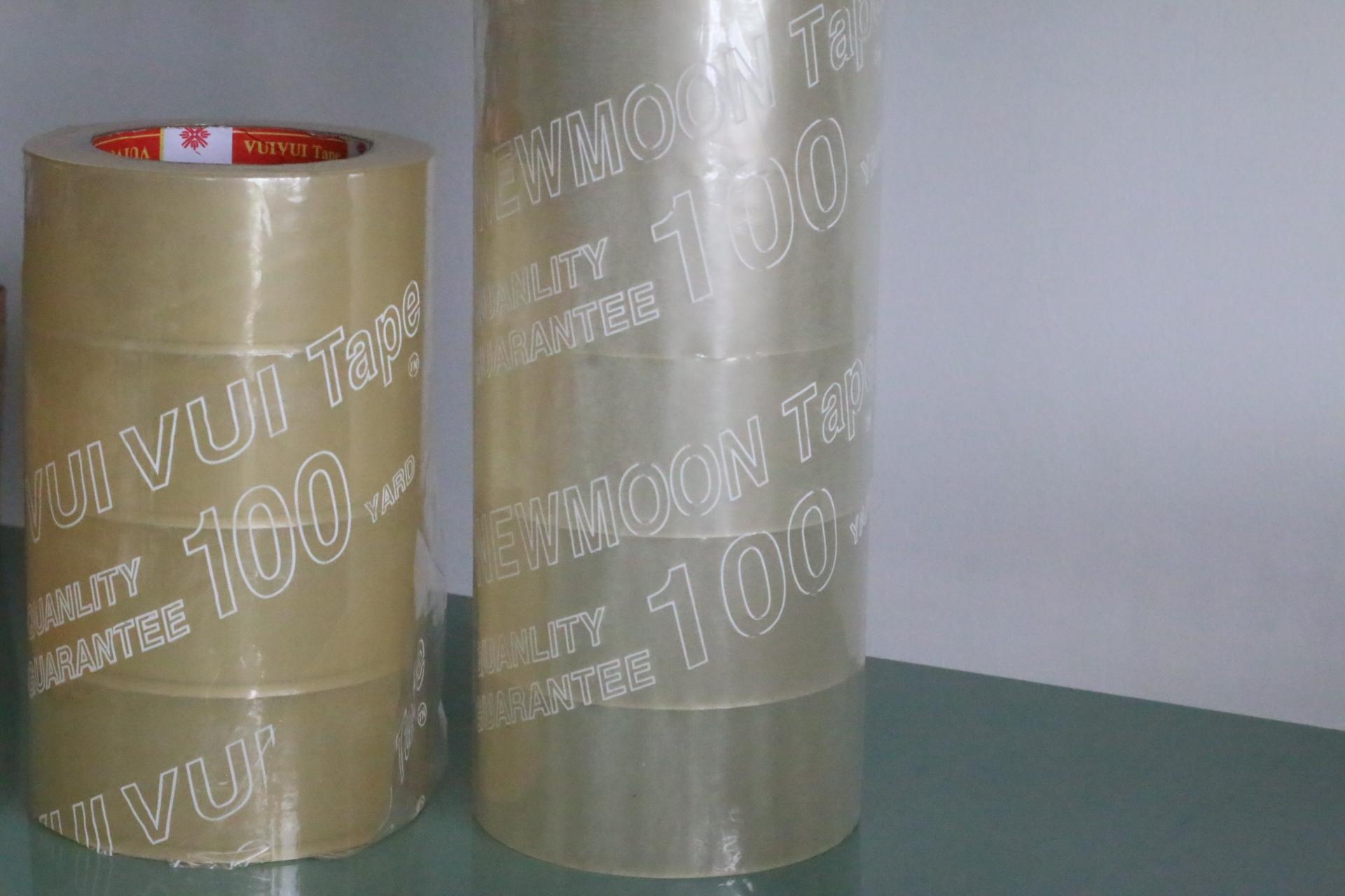 Băng keo trong  12x100Y(43+) Vietnam