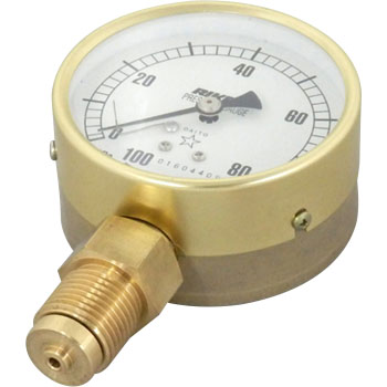 Đồng hồ đo áp suất AS100-100M RIKEN-KIKI