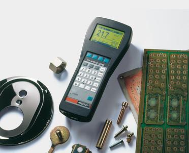 Máy đo độ dày lớp phủ (xi, mạ) cầm tay PMP10 PHASCOPE Fischer