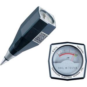 Thiết bị đo pH và độ ẩm đất DM-15 Takemura