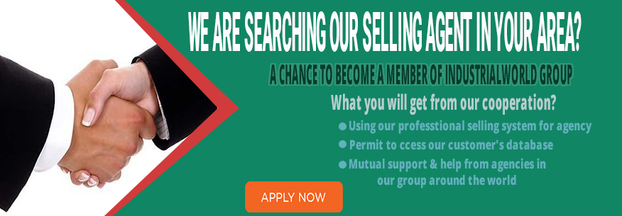 Become our selling agency in your area