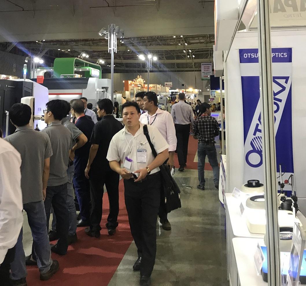 TGCN tham gia triển lãm MTA Vietnam 2017