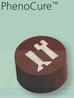 Black  phenolic mounting powder 20-3100-400 Buehler