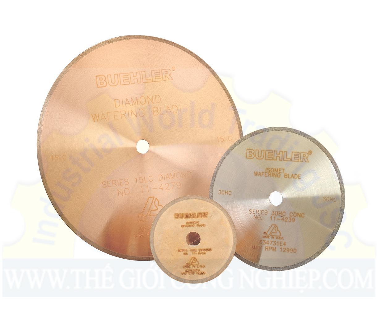 Diamond Wafering Blades ½″ (12.7mm) Arbor 15HC (No.11-4245) Buehler