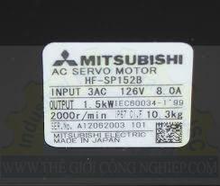 [MITSUBISHI] Servo Motor HF-SP152B HF-SP152B Mitsubishi