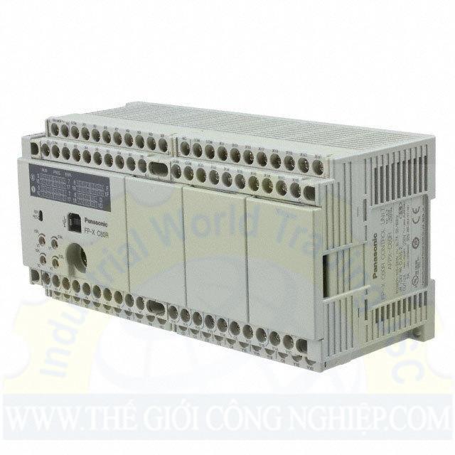 PLC AFPX-C60R Panasonic