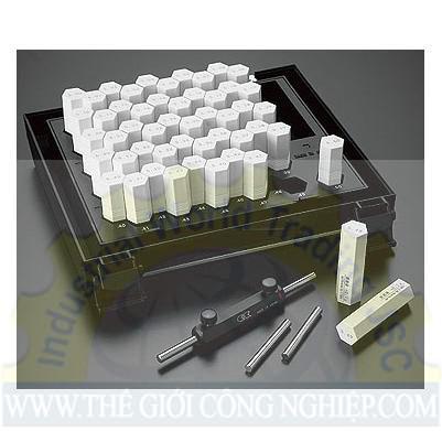 Pin gauge set 17.00-17.50mm EP-17A Eisen