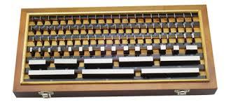 Bộ căn mẫu, MW700-03, Gauge block set, 700-03, Moore & Wright MW700-03 MooreAndWright