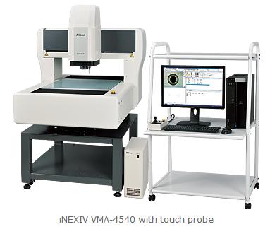 CNC Video Measuring System, iNEXIV VMA-4540V/4540, Nikon iNEXIV VMA-4540V/4540 NIKON
