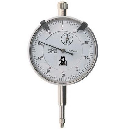 Dial indicator 0-10mm MW400-05 MooreAndWright