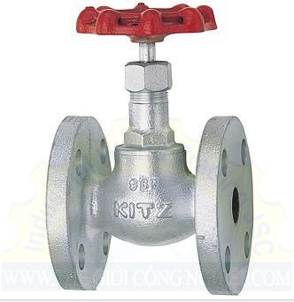 Globe valve 10SJBF, Size 32A KITZ