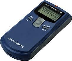 Handheld Digital Tachometer HT-4200 Ono sokki