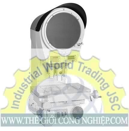 Profile Projector V-12BDC (100x100) NIKON