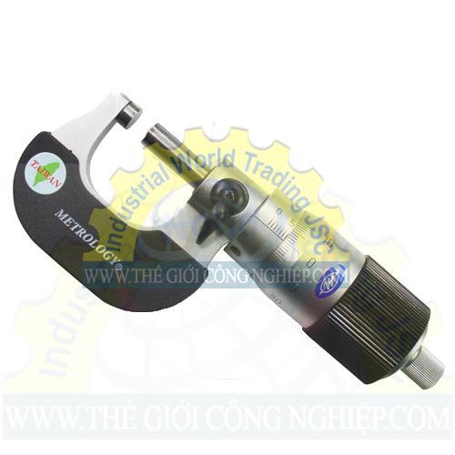 Outside Micrometer (100 Step Graduation) 100-125mm OM-9030 Metrology