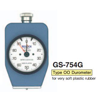 rubber hardness tester GS-754G Teclock
