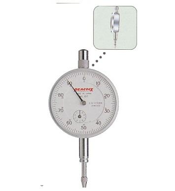 Standard Dial Gauges 107F PEACOCK