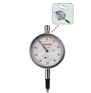 Standard Dial Gauges 5mm 57-SWA PEACOCK