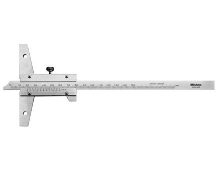 Thước Đo Sâu Cơ 200mm/0.02 mm MW170-20 MooreAndWright