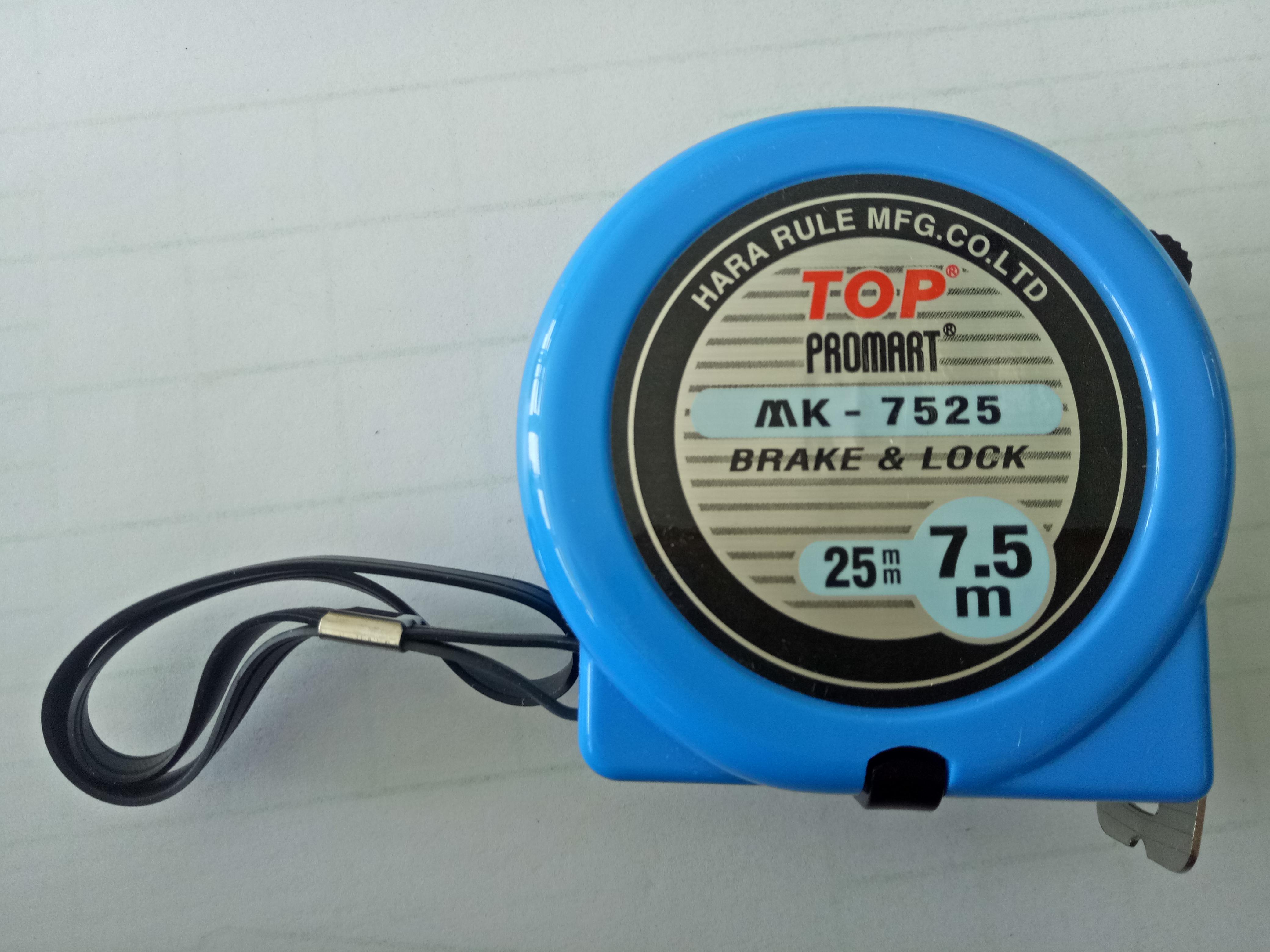 Tape measures  MK-7525 Promart Top
