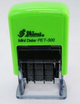 Mini Dater PET-300 Shiny