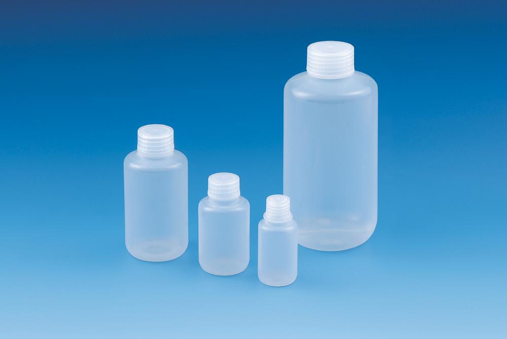 PE Bottle, Round MBM-350 1054-09 NIKKO