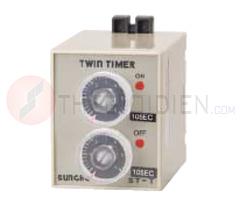 Timer both 1s ~ 60s, 220VAC SHT-T1E-60S-220V (ST-T) Sungho
