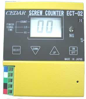 Screw Counter ECT-02H Cedar