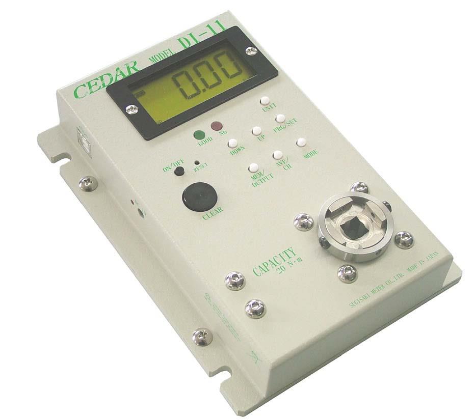 Torque Tester 0.10 - 0 N・m DI-11 Cedar