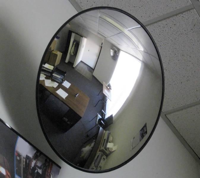 450mm polypropylene convex mirror TGCN-24639 MALAYSIA