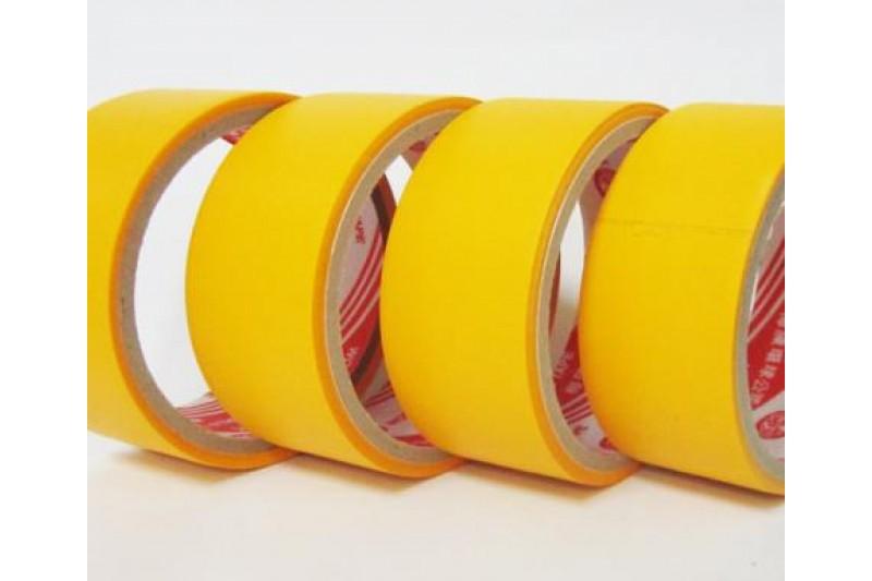Adhesive tape 4P8 x 12 yards - Màu vàng Vietnam