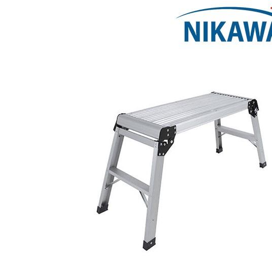 Aluminum ladder desk NKC-04 Nikawa