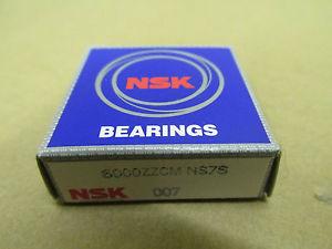 Bearings 6000ZZCM NSK