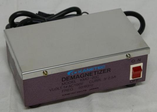 Demagnetizer KMD-20C Kanetec