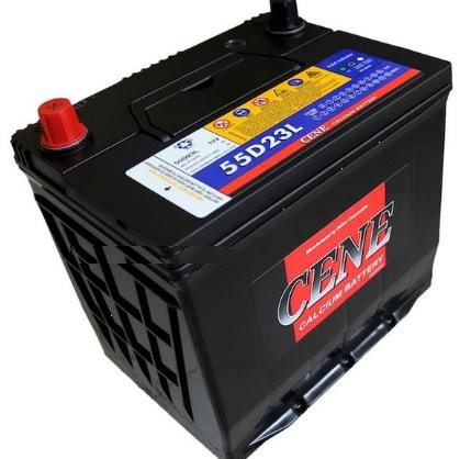 Dry battery pile sunk 55D23L/R (60ah) CENE