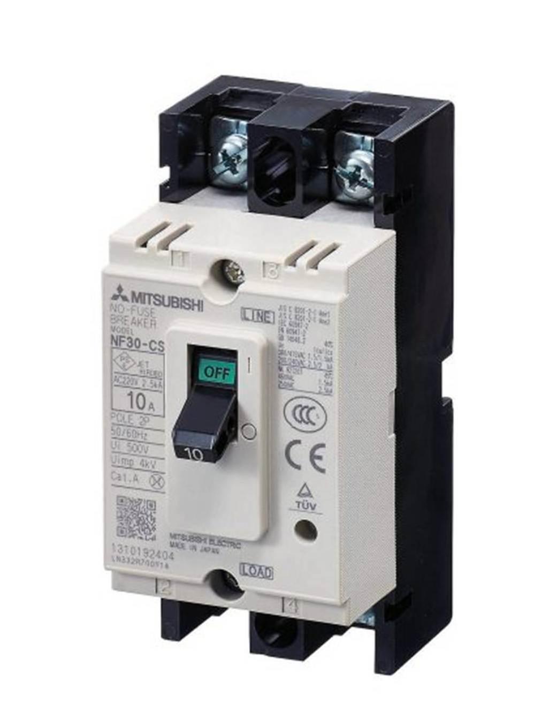 Moulded Case Circuit  Breaker NF30-CS 2P 15A 1.5 Mitsubishi