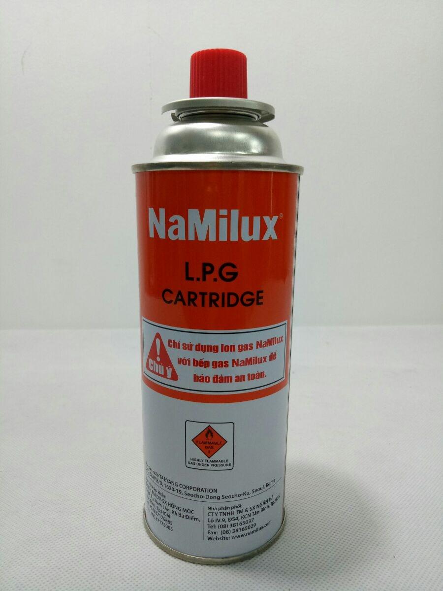 Namilux gas lon TGCN-25001 Namilux