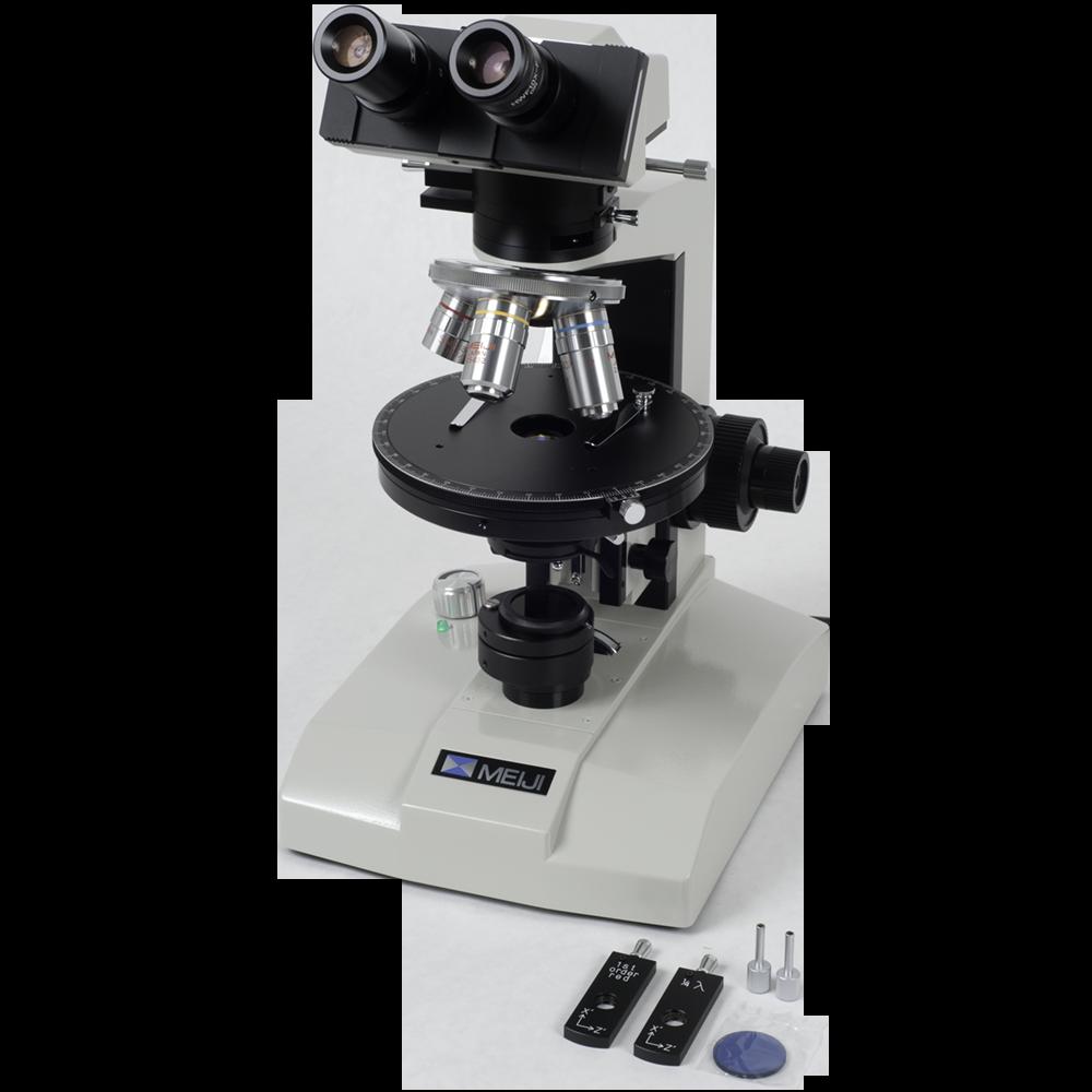 Polarizing Microscopes ML9300 Meiji Techno