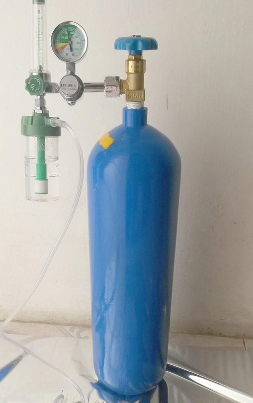 Pump oxygen gas TGCN-24876 VietnamProcessing