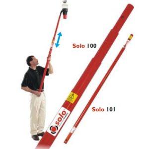 Telescopic Access Poles SOLO100-001 Solo