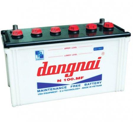 Dong Nai battery 100Ah-12V N100 PINACO
