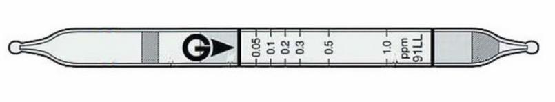 Gastec Detector Tuble 91LL Gastec