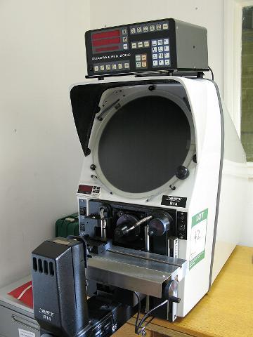 Maintenance Projector Profiles R14-Maintenace BATY