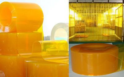 PVC Plastic Screen  200mm x 2 mm x 50m TGCN-27263 VietNamPlastics