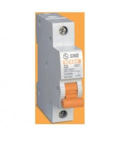Automatic circuit breaker 1P-25A-6KA SC68N/C1025 SINO