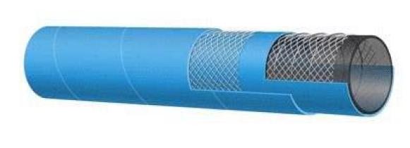 Chemical tube 1 inch T509OE100 ALFAGOMMA