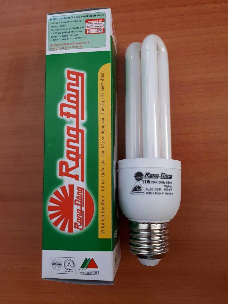 Compact CFL-2UT4-11W H8 RANGDONG