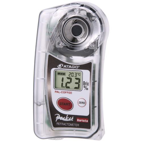 """Digital Hand-held """"Pocket"""" Refractometer PAL-COFFEE Atago"""