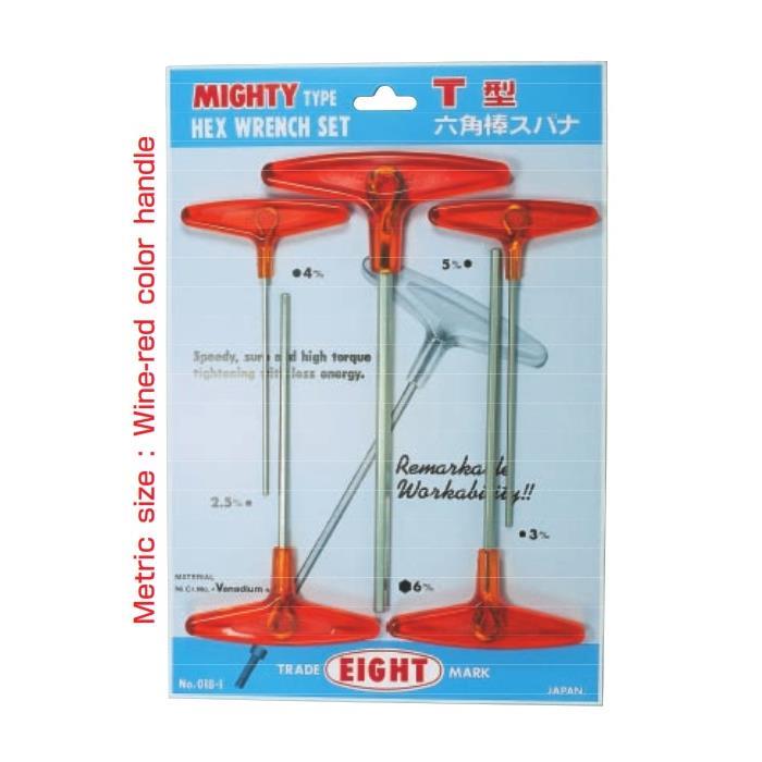 Eight T 018-1 T 018-1 Eight