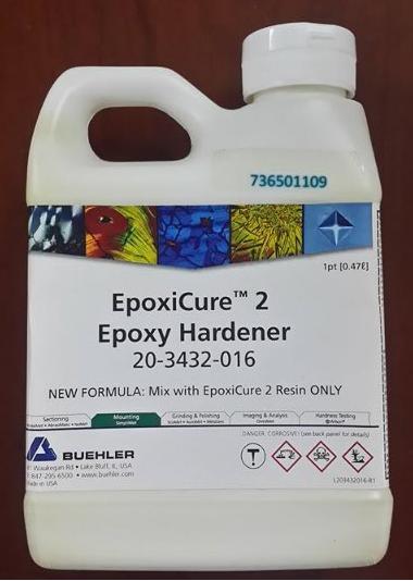 Epoxy Hardener 20-3432-016 Buehler