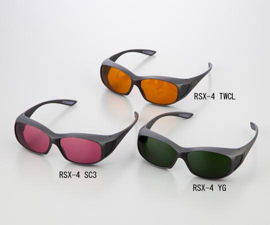 Laser Protection Glasses RSX-4 YG ASONE